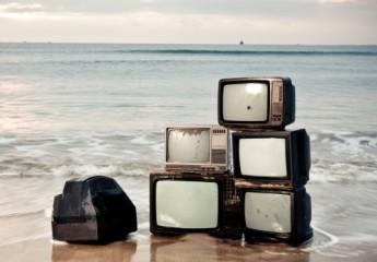 Pentru prima dată în 70 de ani, televiziunea are parte de o amenințare serioasă.