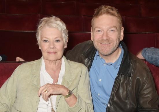 O companie de teatru, o scenă londoneză și sute de ecrane de cinema pentru Kenneth Branagh